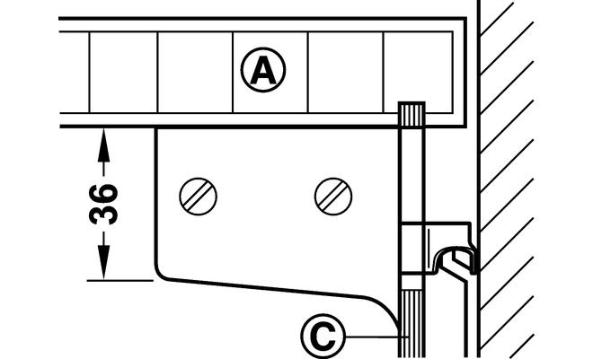 Keukenkasten Ophangen : Professioneel meubel beslag