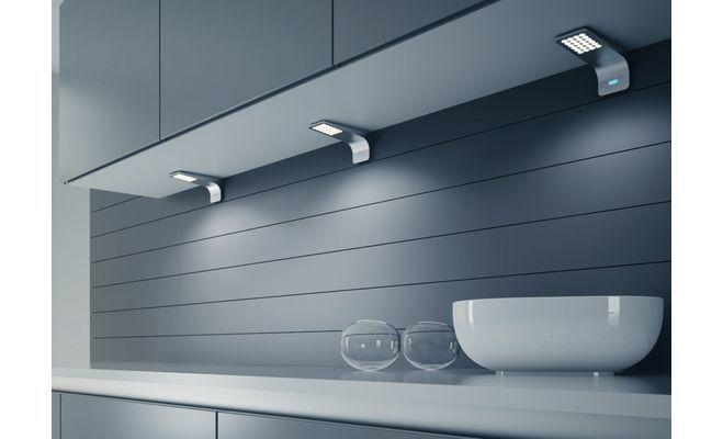 Verlichting Keuken Zonder Bovenkasten : Complete set keuken onderbouw LED verlichting 12v touch