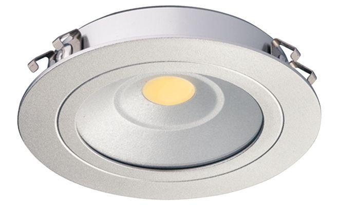 Dimbare led lamp witlicht eenvoudig in te bouwen