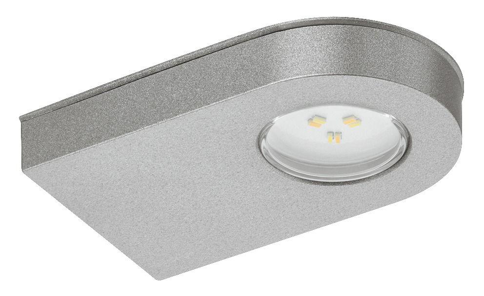 Ledverlichting voor glasplaten met lichtval naar boven en onder