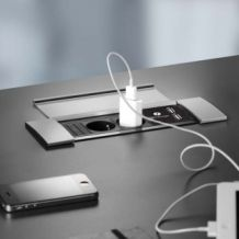 Power Cover USB inbouw stekkerdoos